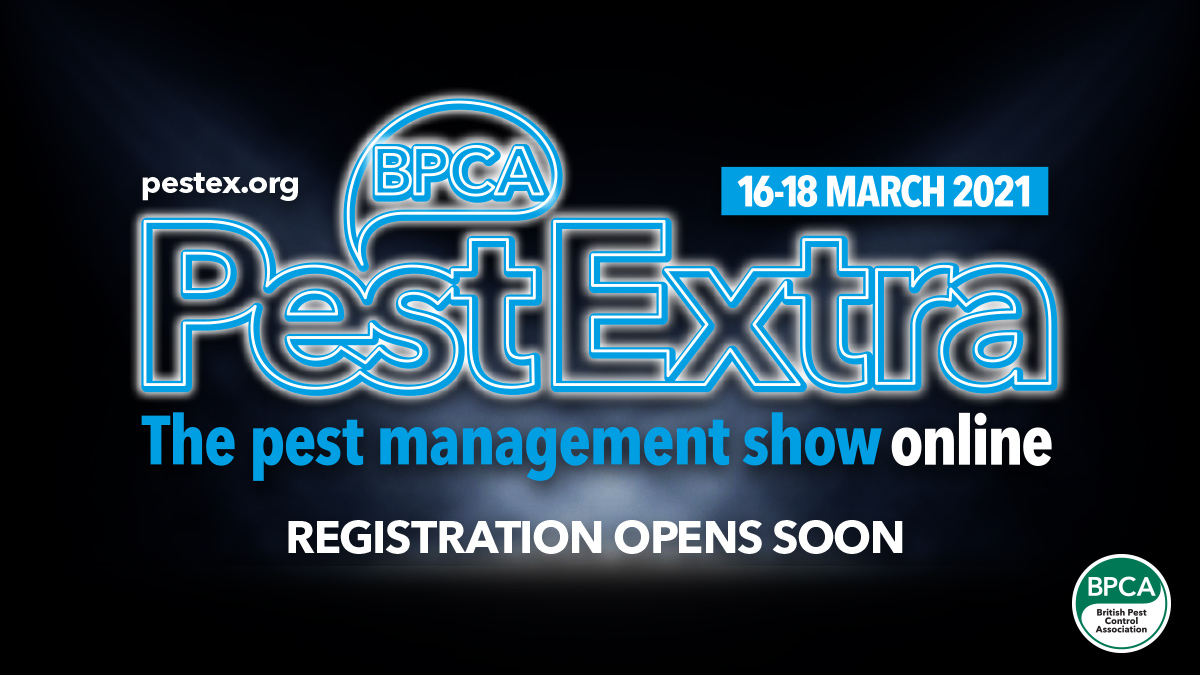 PestExtra announced the pest managaement show online registration opens soon